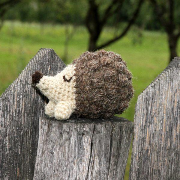 mini hedgehog Znuggle